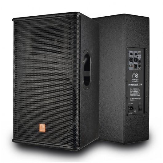 Active Speaker system Maximum Acoustics PowerClub.15A